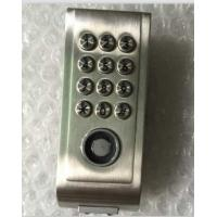Quality Protech 10-digit Furniture/Cabinet Lock with Master Key, furniture lock with for sale