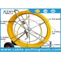 Wholesale 11mm 200M Epoxy Resin Reinforcing Fiberglass Duct Rod for cable pulling from china suppliers