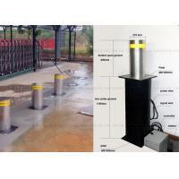 Wholesale Automatic Fold Down Hydraulic Bollards Electric Retractable Security Bollards from china suppliers
