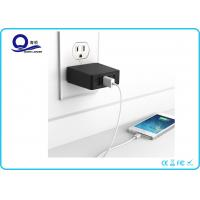 Quality 4 Ports 30W Multi Port Usb Wall Charger , Multiple USB Charger with Auto Detect for sale