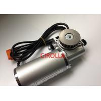 Buy cheap Alumium Short shaft DC 24V 62W Elevator Door Motor With Low Noise from wholesalers