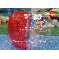 Wholesale Amusement Park Body Ball Inflatable Bumper Ball / Human Inflatable Bubble Ball from china suppliers