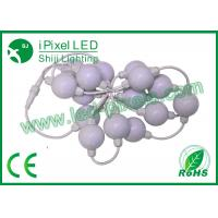 Wholesale DC24V non waterproof DMX digital led pixel ball 50Mm 6pcs SMD5050 from china suppliers