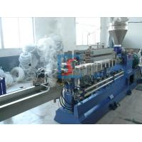 Wholesale Masterbatch Granulator Plastic Granules Machine With Automatic from china suppliers