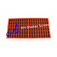 Wholesale Longer Life Black Color Swaco Mongoose Shaker Screens For Oil Drilling from china suppliers