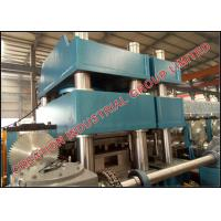Buy cheap Automatic Freeway Crash Barrier / Highway Guardrail Roll Forming Machine from wholesalers