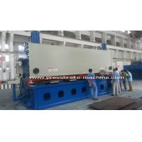 Wholesale Steel Hydraulic Guillotine Shears Sheet Metal 3 Times/Min Cutter from china suppliers