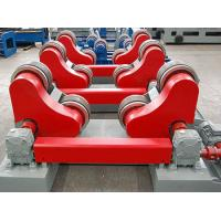 Buy cheap Spray Painting Automatic Welding Equipment Welding Rotators With  Lead Screw from wholesalers