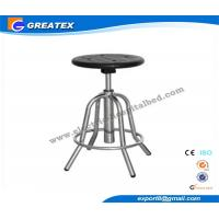 Wholesale Professional Steel Hospital Dental Doctor Stool with Chrome paint frame from china suppliers