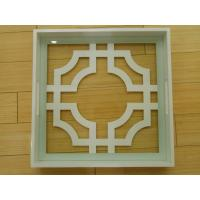 Wholesale High lacquered MDF glass tray from china suppliers