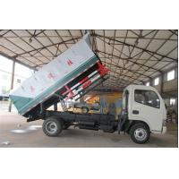 Wholesale hot sale dongfeng LHD/RHD Hermetical Garbage Truck, factory sale best price dongfeng sealed garbage truck for sale, from china suppliers