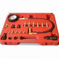 Buy cheap Diesel Engine Compression Tester Kit, Checks Cylinder Compression Pressure from wholesalers
