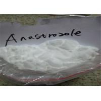 Wholesale Efficient Medication Anastrozole Arimidex For Breast Cancer 120511-73-1 from china suppliers