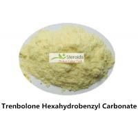 Wholesale Muscle Growth Steroids Trenbolone cyclohexylmethylcarbonate / Parabolan CAS 23454-33-3 Tren C from china suppliers