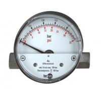 Wholesale WSS pressure gauge bimetal thermometers from china suppliers