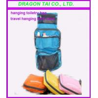Wholesale Hanging cosmetic bag, travel cosmetic bags, makeup bag from china suppliers