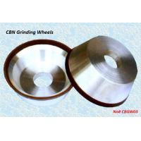 Wholesale Resin Bond CBN Grinding Wheels - CBGW03 from china suppliers