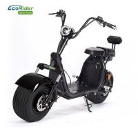 Wholesale 60 Volt 12ah Two Wheel Off Road Electric Motor Scooter With Removable Battery from china suppliers