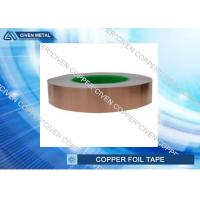"Wholesale 1"" x 55 yds - 1 Mil Copper Foil Shielding Tape , self adhesive copper foil sheets from china suppliers"