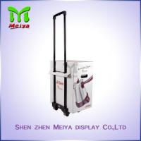 Wholesale Recyclable Cardboard Trolley Box with Wheels and Handle For  Expo And Exhibition from china suppliers