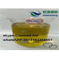 Wholesale Safe Injectable Anabolic Steroids Oil Testosterone PropionateTest Prop 100mg/ml from china suppliers
