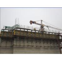 Quality Ma'anshan Changjiang River Bridge Formwork systems with Ringlock scaffolding for sale