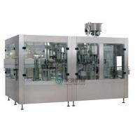 Wholesale 16000 BPH Edible Oil Filling Machine 380V / 50HZ For 0.2-2L PET Bottle from china suppliers