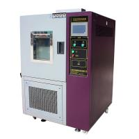Wholesale LCD Touch Screen 80 - 1000L High and Low Temperature Programmable Temperature Environmental Test Chamber from china suppliers