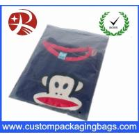 Wholesale 0.2Mm Thickness Clear Handle Pvc Hook Bag Bed Packing With Plastic Zipper from china suppliers