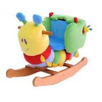 Wholesale Wooden Ride on Horse from china suppliers