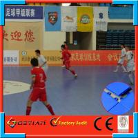 Wholesale All-Weather Interlocking Sports Flooring Mats Non Toxic , Flat Pattern from china suppliers