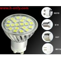 Wholesale 21LEDs 3W SMD GU10/E27/MR16/E14 LED spot light from china suppliers