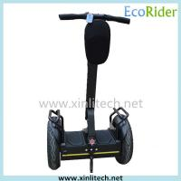 Wholesale Self Balance Electric Scooter , Police Scooters Segway 800mm - 1100mm Adjustable Handle from china suppliers