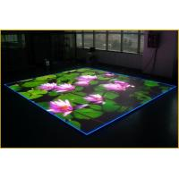 Wholesale SMD 3535 Pixel 10mm Led Screen Dance Floor Hire 320mm x 320mm Module from china suppliers