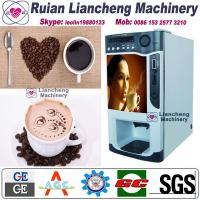 Wholesale drip coffee machine  Bimetallic raw material 3/1 microcomputer Automatic Drip coin operated instant from china suppliers