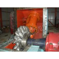 Quality High water Head Pelton Hydro Turbine / Pelton Water Turbine with Synchronous Generator and PLC Governor for sale