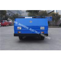 Wholesale 48V Blue Electric Utility Truck Convertible Cab 2 Tons Load Capacity from china suppliers