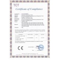 Dong Guan YRH Green Technology Limited Locates Certifications