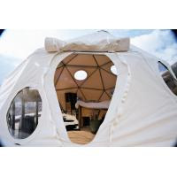 Wholesale Outdoor Event / Exhibition Luxury Camping Tent Geodesic Dome Tents ISO / SGS from china suppliers