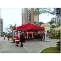 Wholesale Coloured Temporary Fabric Structures Unique Marquees A-Shaped Roof Top Style from china suppliers