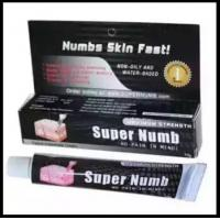 Buy cheap Super numb 10g topical anesthetic cream for tattoo use from wholesalers
