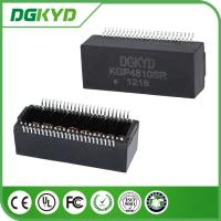 Wholesale KGP4810SR gigabyte ethernet isolator transformer with POE , SMD Mounting from china suppliers