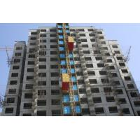 Wholesale Secure / Applicable Enhance Work Efficiency Construction Hoist Building Site Hoist from china suppliers