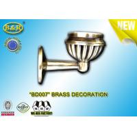 Wholesale Ref Number BD007 brass decoration material copper alloy tombstone accessory lampholder from china suppliers