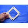 Buy cheap Chemical Resistance Alumina Ceramic Parts , 95% 99% 99.5% Alumina Ceramic Square Ring from wholesalers