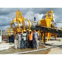 Buy cheap LQY-80 Mobile Asphalt Batching Plant from wholesalers