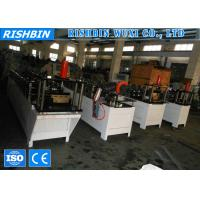 Wholesale Color Steel Stud and Track Roll Forming Machine for C Stud , U Runner , U Track from china suppliers