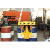 Buy cheap 500Kg*4 Loading Drum Clamp Attachment Larger Size for Crane , Hoist from wholesalers