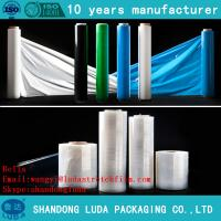 Wholesale Colored plastic Heat Shrink Wrap Film pre stretch 280% from china suppliers