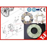 Buy cheap Excavator Coupling fix ISUZU 6HK1 Engine Flywheel Mounted Hydraulic Pump Shaft from wholesalers